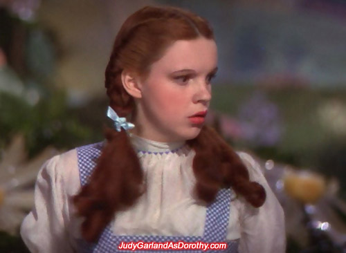 Judy Garland as Dorothy set the benchmark in the entertainment industry
